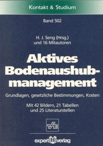 Aktives Bodenaushubmanagement als Buch