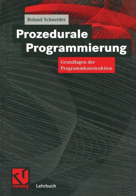 Prozedurale Programmierung als Buch