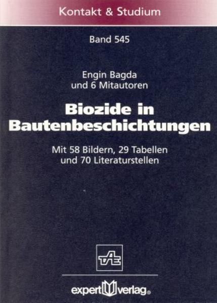 Biozide in Bautenbeschichtungen als Buch