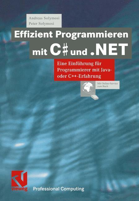 Effizient Programmieren mit C# und .NET als Buch