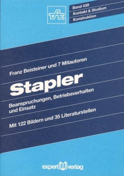 Stapler als Buch
