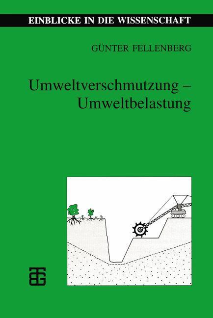 Umweltverschmutzung - Umweltbelastung als Buch