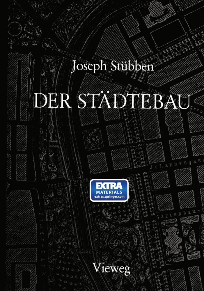 Der Städtebau als Buch