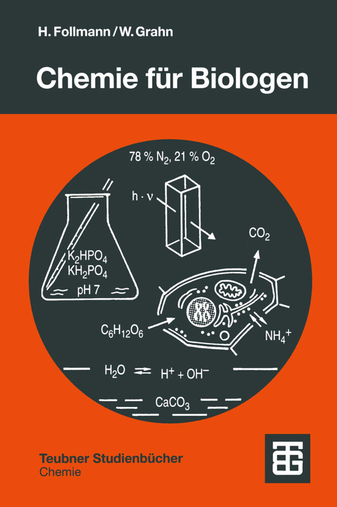 Chemie für Biologen als Buch