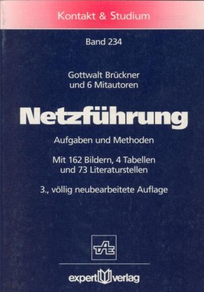 Netzführung als Buch