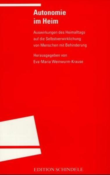 Autonomie im Heim als Buch