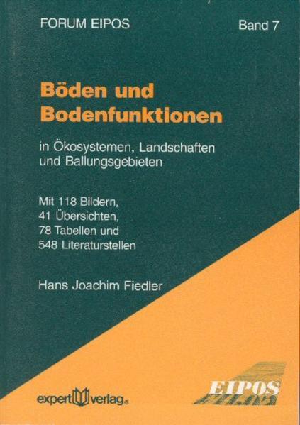Böden und Bodenfunktionen als Buch