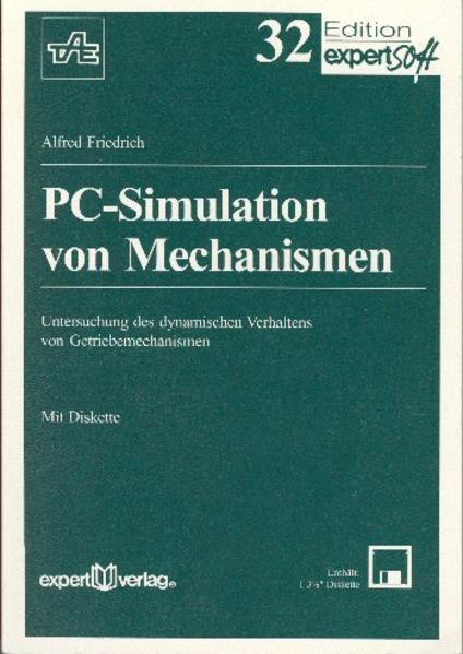 PC-Simulation von Mechanismen als Buch