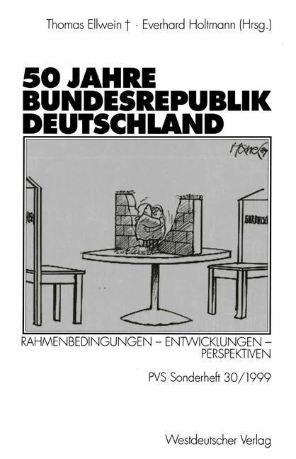 50 Jahre Bundesrepublik Deutschland als Buch