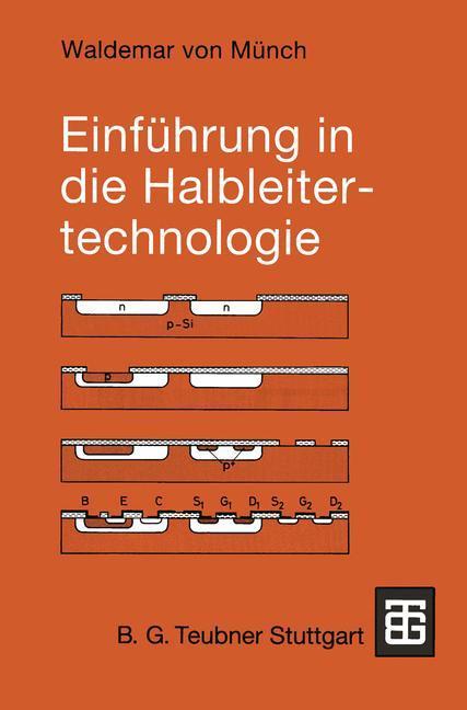 Einführung in die Halbleitertechnologie als Buch