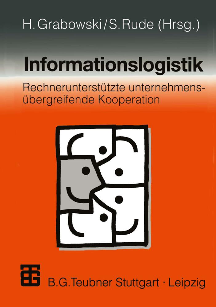 Informationslogistik als Buch