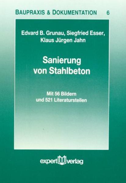 Sanierung von Stahlbeton als Buch