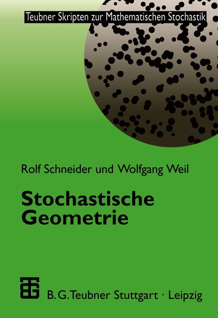 Stochastische Geometrie als Buch