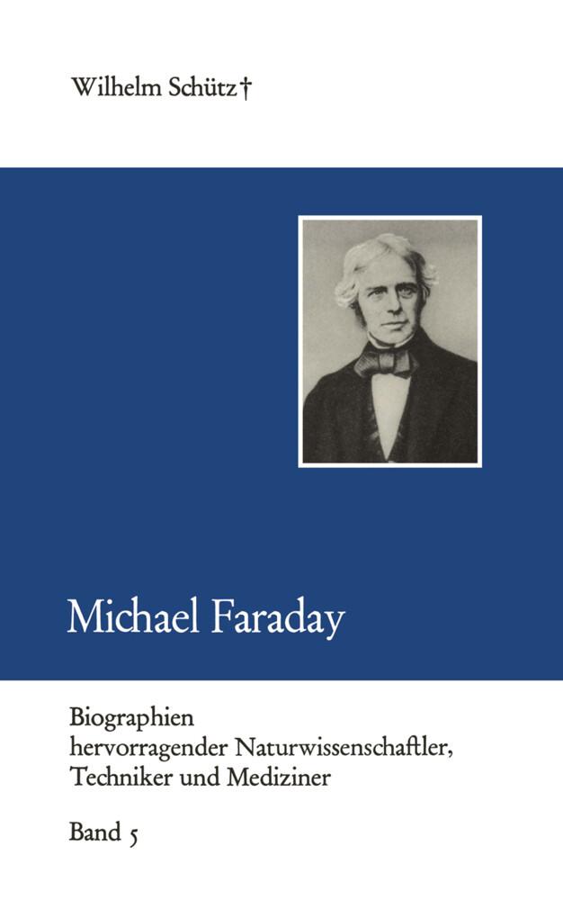 Michael Faraday als Buch