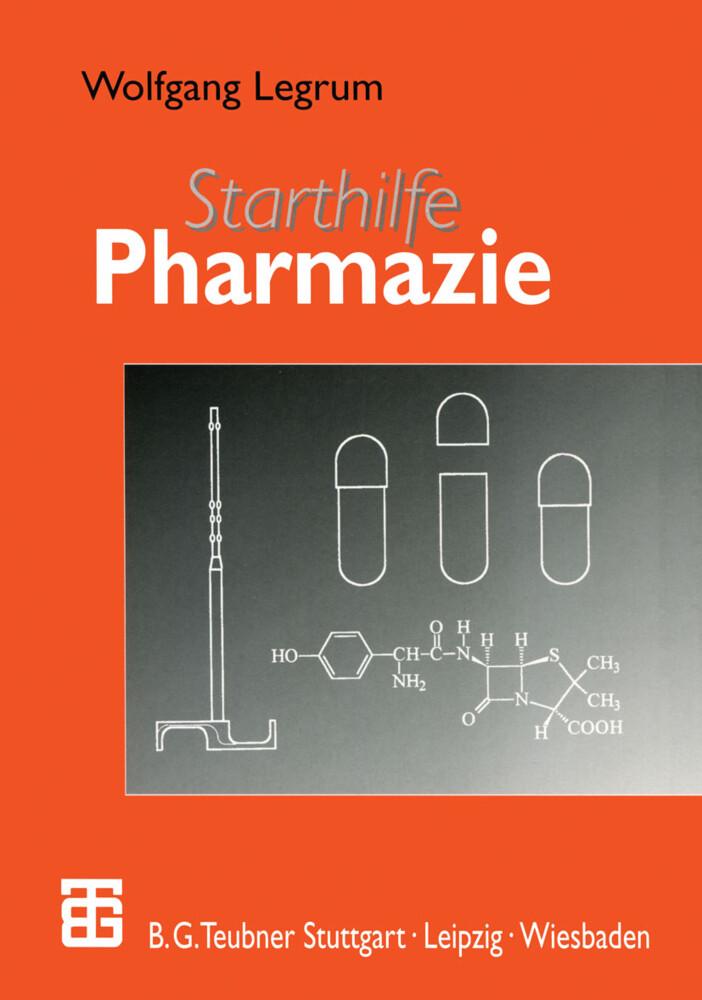 Starthilfe Pharmazie als Buch