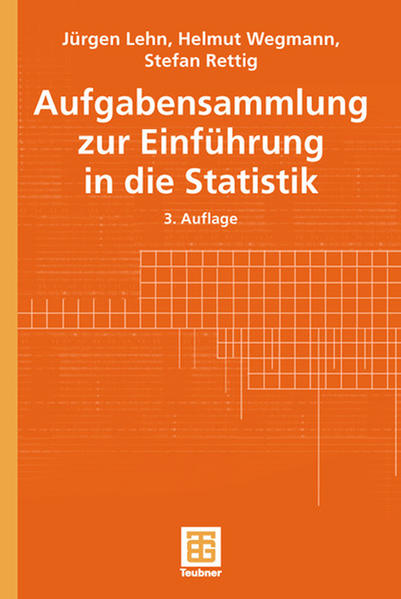 Aufgabensammlung zur Einführung in die Statistik als Buch
