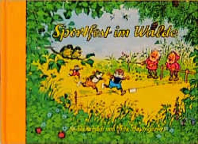 Sportfest im Walde (klein) als Buch