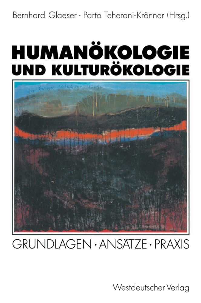 Humanökologie und Kulturökologie als Buch