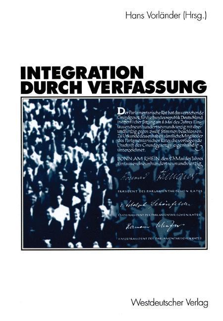 Integration durch Verfassung als Buch