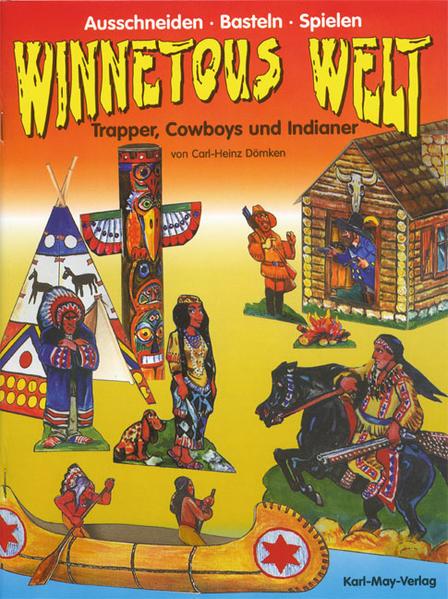 Winnetous Welt als Buch