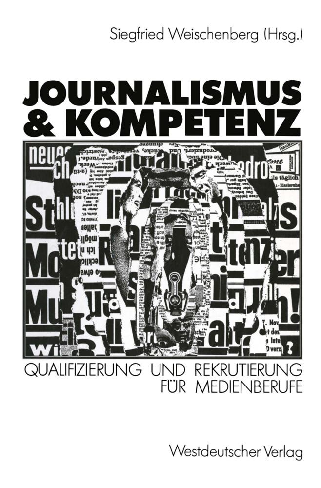 Journalismus & Kompetenz als Buch
