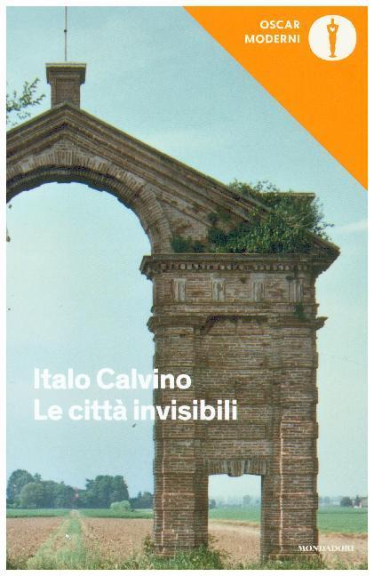 Le città invisibili als Taschenbuch