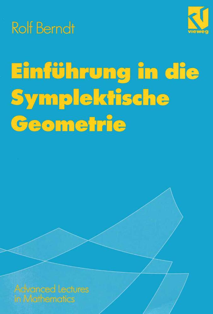 Einführung in die Symplektische Geometrie als Buch