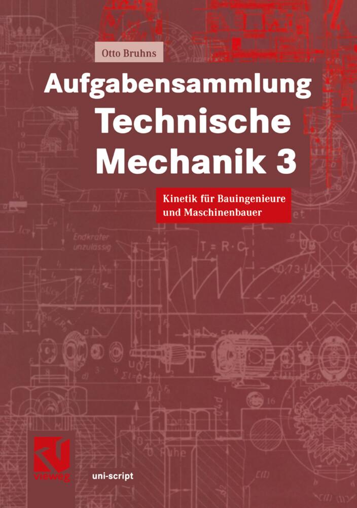 Aufgabensammlung Technische Mechanik 3 als Buch