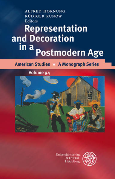 Representation and Decoration in a Postmodern Age als Buch