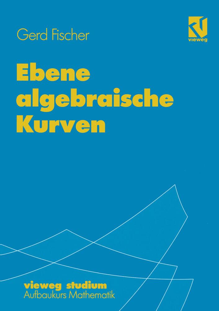 Ebene algebraische Kurven als Buch