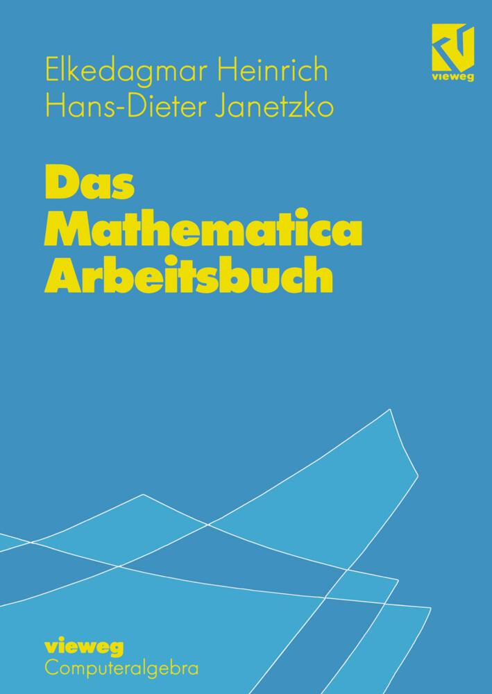 Das Mathematica Arbeitsbuch als Buch