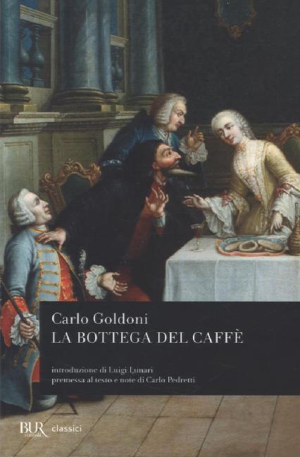 La bottega del caffè als Taschenbuch