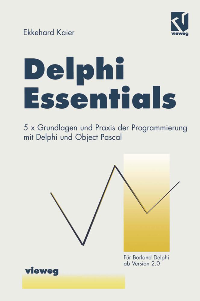 Delphi Essentials als Buch