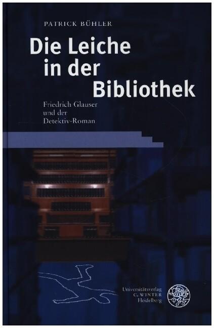 Die Leiche in der Bibliothek als Buch