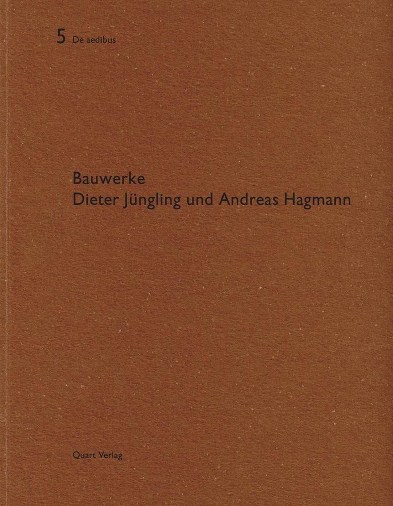 Dieter Jüngling und Andreas Hagmann als Buch