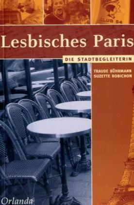 Lesbisches Paris als Buch