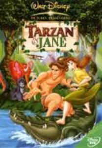 Tarzan & Jane als DVD