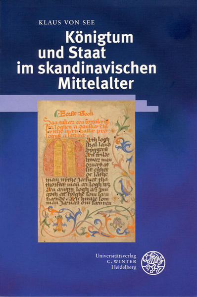 Königtum und Staat im skandinavischen Mittelalter als Buch