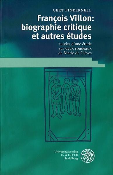 François Villon: biographie critique et autres études als Buch