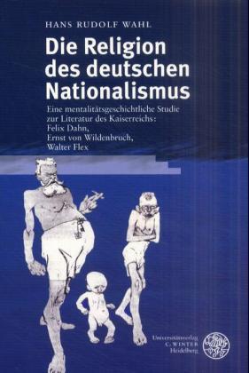 Die Religion des deutschen Nationalismus als Buch