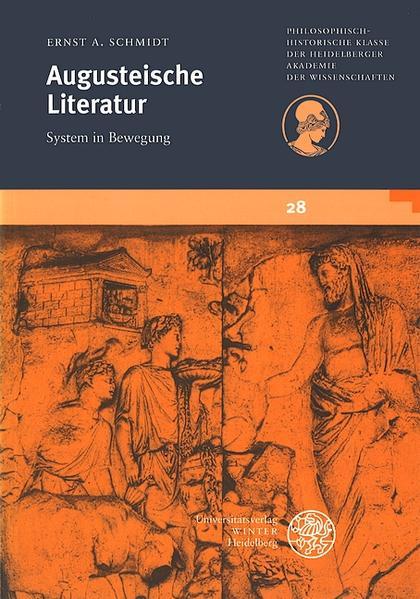 Augusteische Literatur als Buch