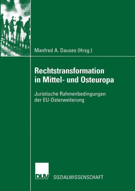 Rechtstransformation in Mittel- und Osteuropa als Buch