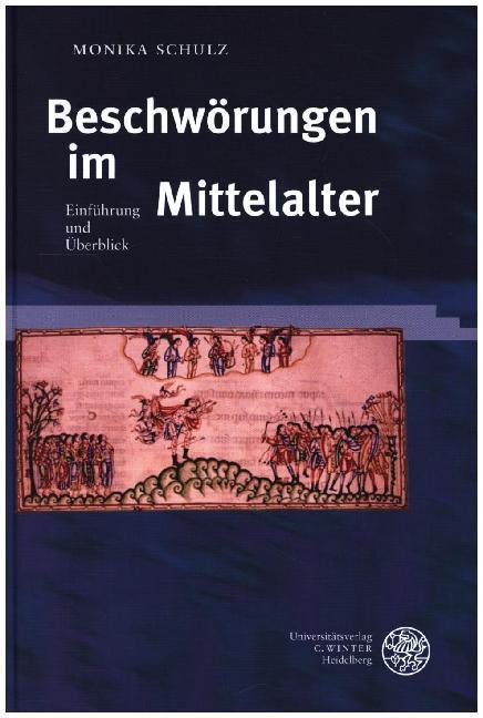 Beschwörungen im Mittelalter als Buch