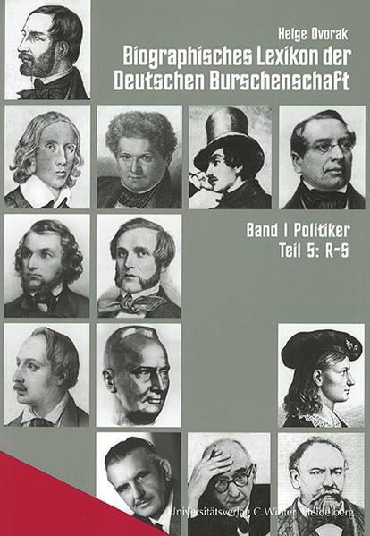 Biographisches Lexikon der Deutschen Burschenschaften / Politiker als Buch