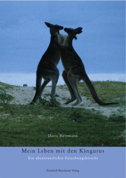 Mein Leben mit den Kängurus als Buch