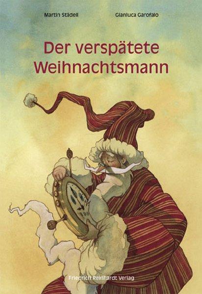 Der verspätete Weihnachtsmann als Buch