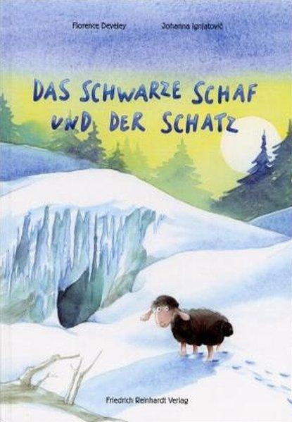 Das schwarze Schaf und der Schatz als Buch