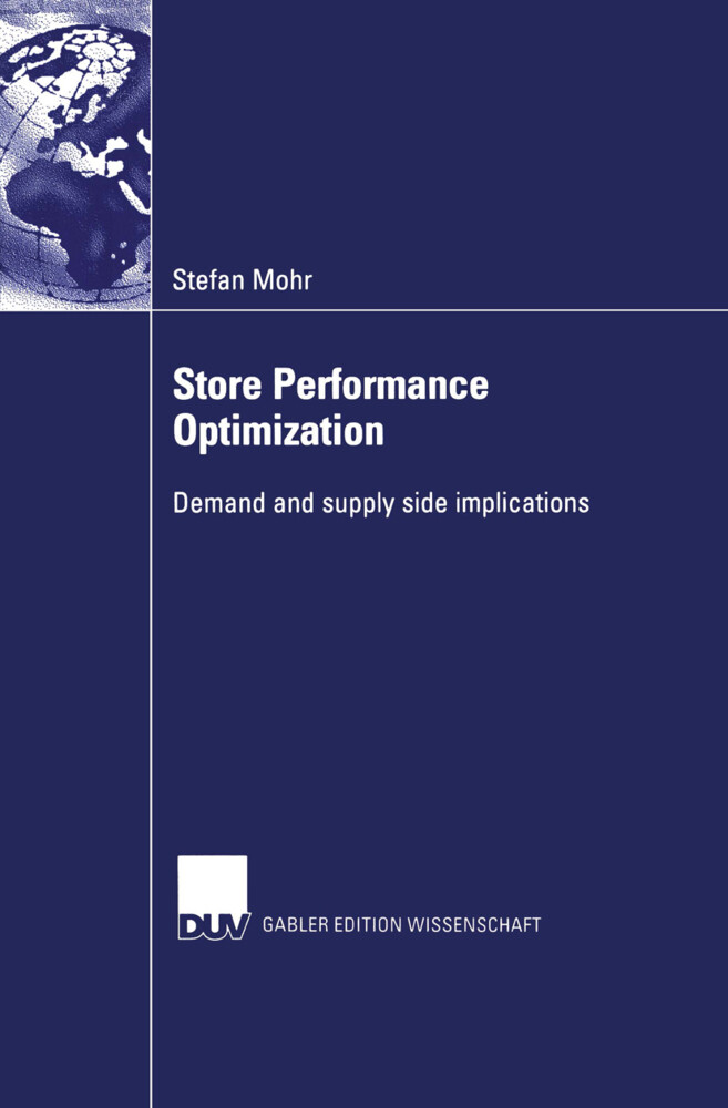 Store Performance Optimization als Buch