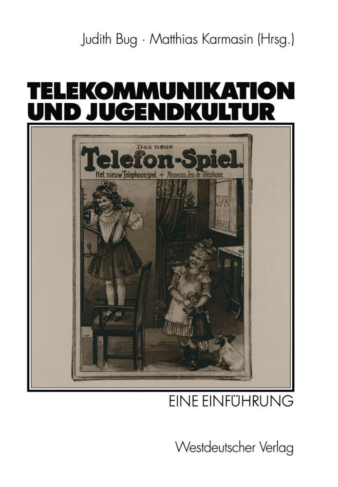Telekommunikation und Jugendkultur als Buch
