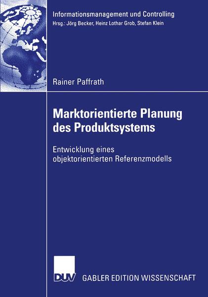 Marktorientierte Planung des Produktsystems als Buch